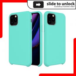 copy of Liquid Case in silicone iPhone 11 Pro Max Rosa