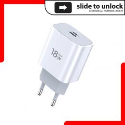 Alimentatore USB‑C da 18W